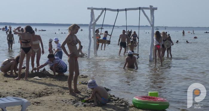 Світязький пляж