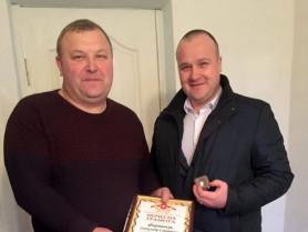 Олександр Поліщук і Олександр Форманчук