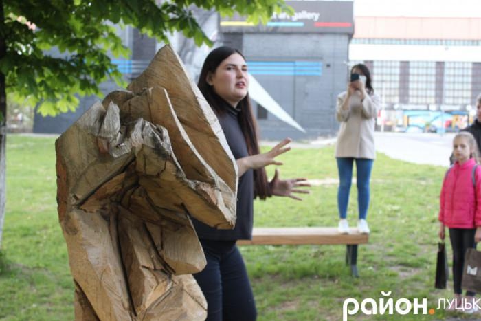 Дивне дерево і весела Катерина
