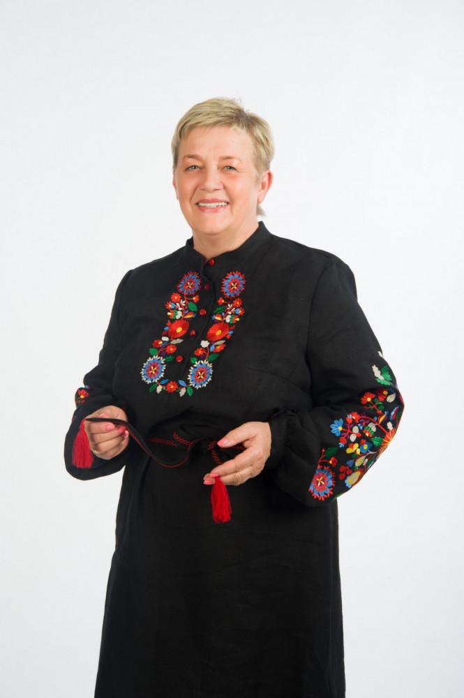 Марія Долгова