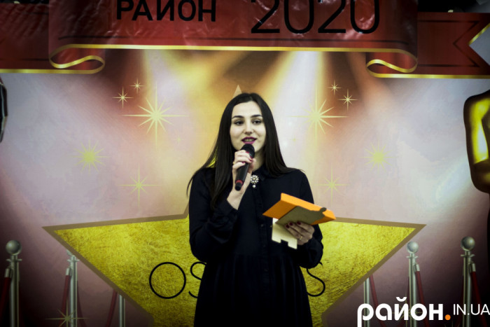 Редакторка Район.Луцьк Анна Карпюк