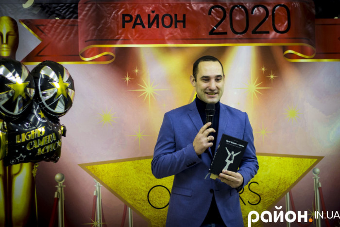 Шеф-редакторхолдингу «CIDMedia Group»Ігор Денисевич