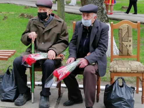ветерани Зарічненської громади