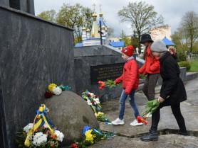 У Ковелі відзначили День пам'яті та примирення