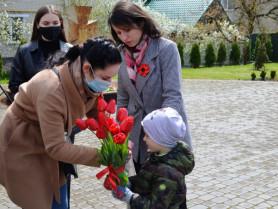 У Рожищі вшанували воїнів Другої світової війни