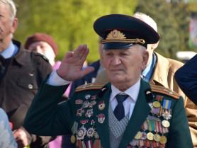 У Луцьку відзначили річницю перемоги над нацизмом