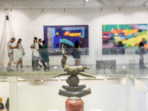 Музей сучасного українського мистецтва Корсаків