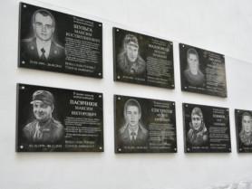 У Луцьку відбулося відкриття меморіальних дошок загиблим військовослужбовцям