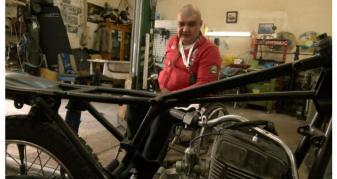 Лучанин заснував автомайстерню, де працюють люди з інвалідністю