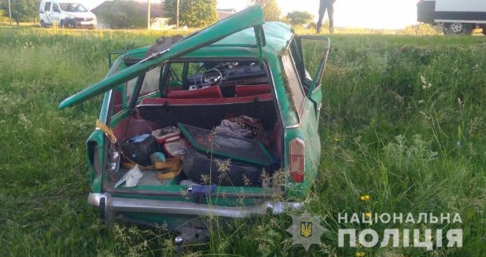 ДТП у Володимир-Волинському районі