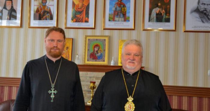 Священник перейшов до Православної церкви України.