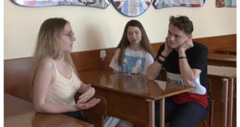 Учні школи №8, що склали ЗНО з англійської мови на 200 балів