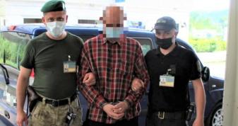 На кордоні затримали румуна, який перебував у розшуку