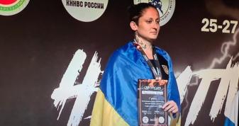 Марина Максименко стала чемпіонкою Європи, піднявши прапор України в Росії