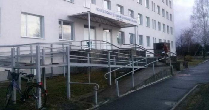 Любешівська лікарня