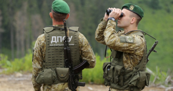 На Волині посилено контролюють кордон з Білоруссю