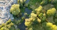 На Свалявському сміттєзвалищі утворилося озеро із отруйних вод
