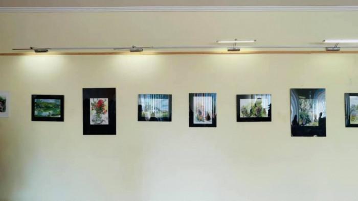 Художня виставка у Нововолинську