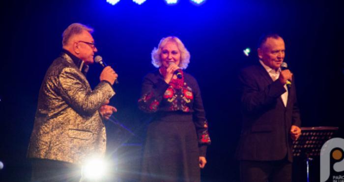 Фото з концерту «Імена твої, Україно»