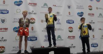 Здолбунівський спортсмен виборов чотири медалі на Кубку світу з кікбоксингу