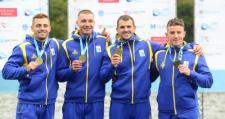 Андрій Рибачок, Юрій Вандюк, Тарас Міщук та Віталій Вергелес