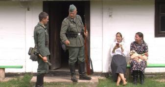 Зйомки документально-публіцистичного серіалу «Українське підпілля на Волині»