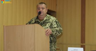 Військовий комісар Дубенського району