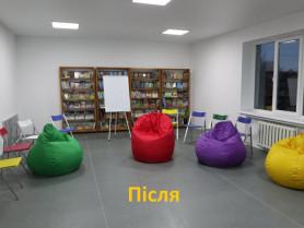 Оновлена бібліотека