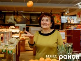 Надія Суріна 17 років успішно керувала магазином «Наш край»у Ковелі.