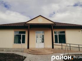 Новозбудована Хорохоринська амбулаторія