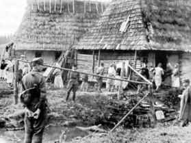 Депортація українців в рамках акції «Вісла», квітень 1947 р.