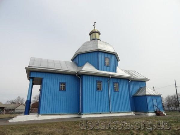 У Пожарках прихильники Московського патріархату намагалися зірвати перехід громади у ПЦУ