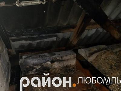 У селищі Головне горіла літня кухня