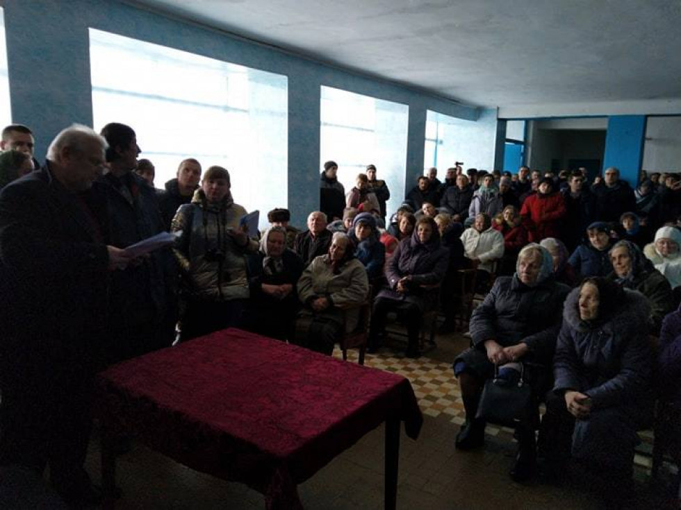 Збори у Пожарках
