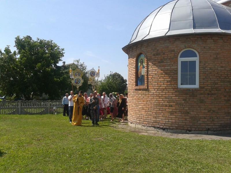 Жителі села Клепачів підтримали перехід до ПЦУ