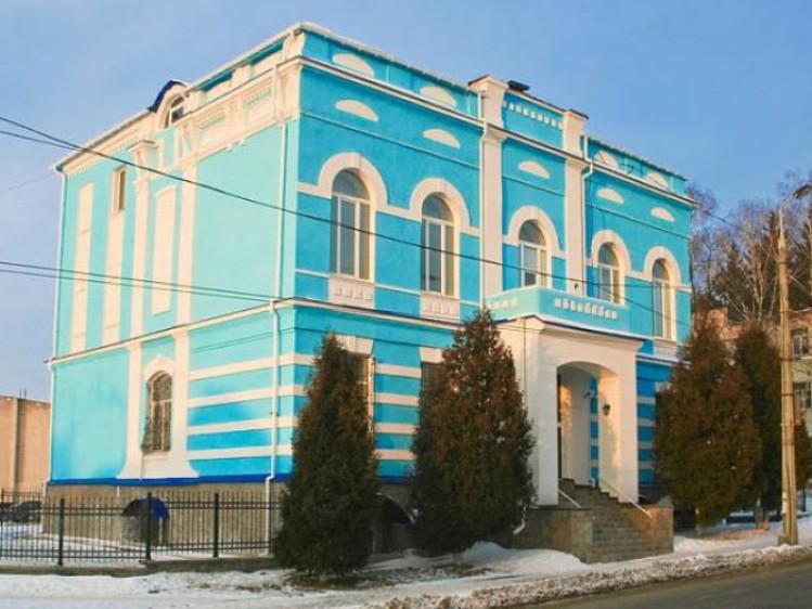 Будівля єврейської громади Луцька