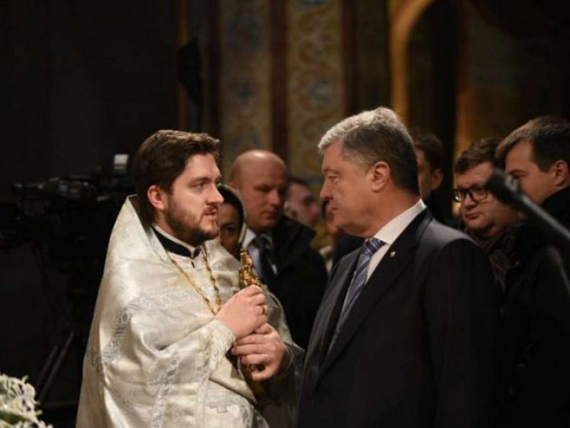 Президент нагородив орденом легендарного священика з Горохова
