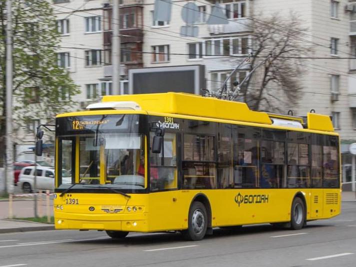 «Богдан Моторс» виграв тендер на постачання Харкову сучасних тролейбусів