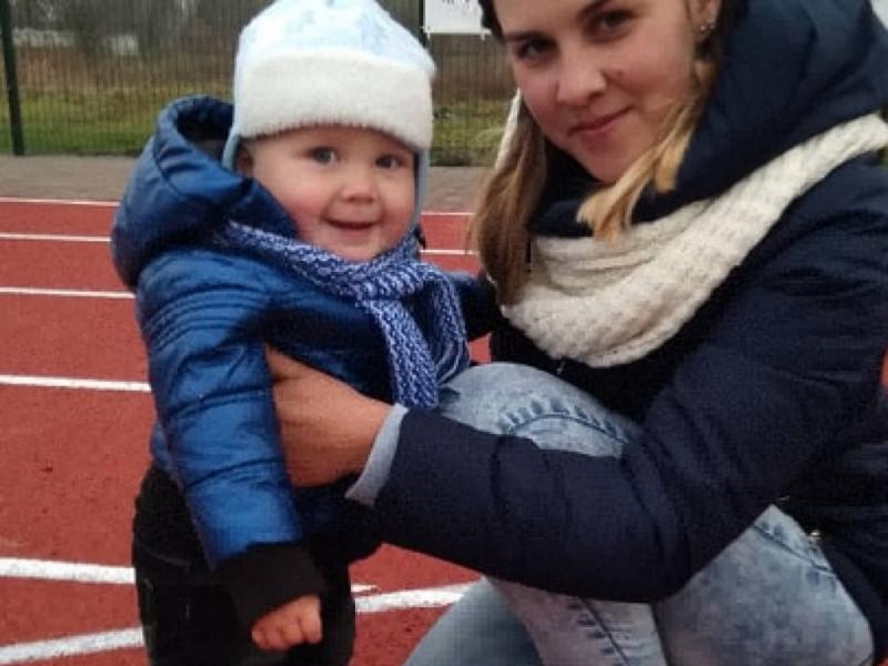 Молодій мамі з Любомля потрібні гроші на операцію