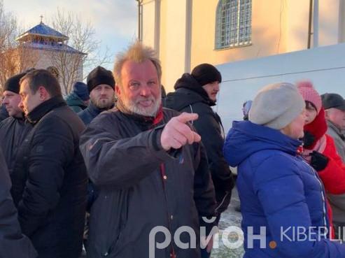 Протоірей з Жидичина Володимир Гелета