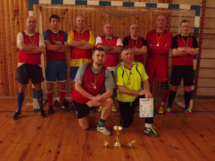 Команда «Наше місто» – переможець турніру з футболу