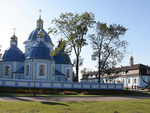 Низкиничівський Успенський чоловічий монастир