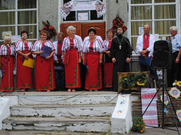 Урочистості до Дня села у Широкому