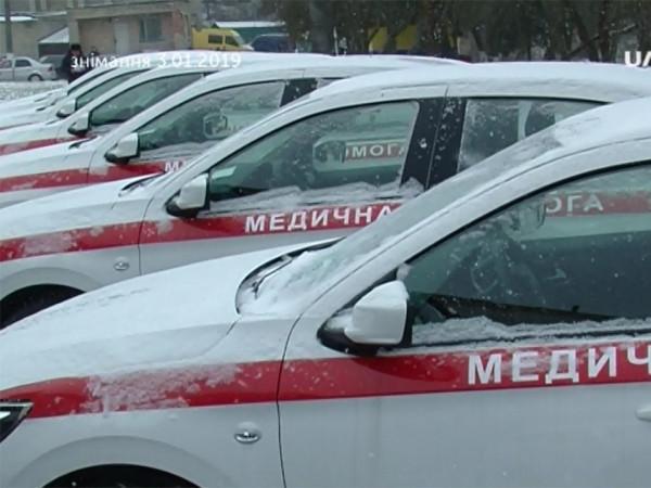 Медичне авто, яке купили за гроші Світового Банку, у Ківерцях не їздить до пацієнтів
