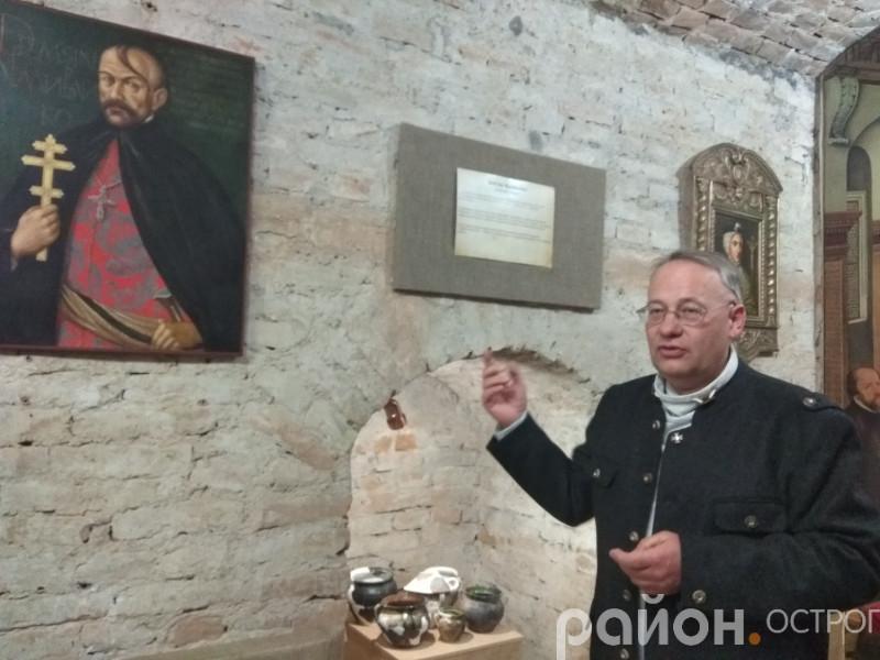 На Рівненщині демонструють побут часів Острозьких