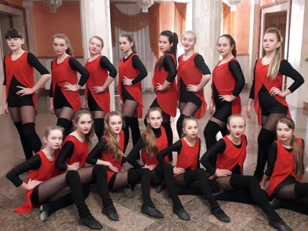 Танцювальний колектив «Пірует»