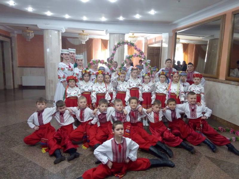 Танцюристи із селища Головне здобули «срібло» на обласному конкурсі