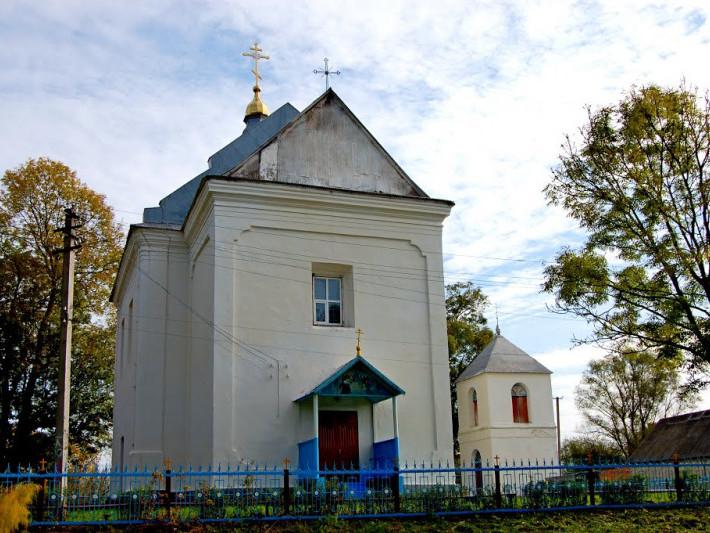 У Доротищі церква залишилася з УПЦ МП, щоб не допустити конфлікту перед постом