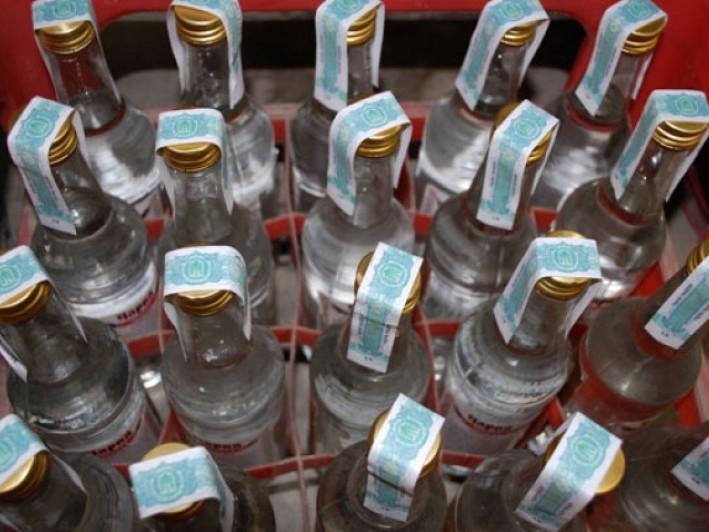 У Рожищі судили продавця фальсифікованого алкоголю
