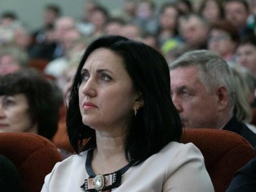 Лариса Солом'янюк
